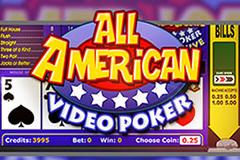 Игровой автомат на деньги All American