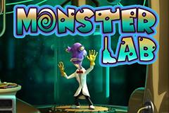 Игровой автомат на деньги Monster Lab