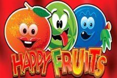 Игровой автомат на деньги Happy Fruits
