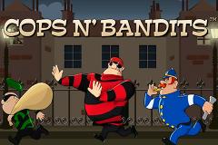 Игровой автомат на деньги Cops N' Bandits – играть